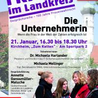 Die Unternehmerin in Kirchheim